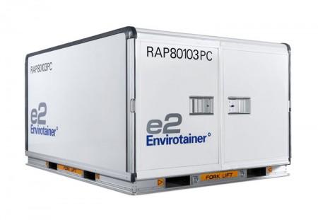 Contentor térmico duplo - RAP