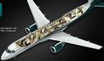 Embraer modelo Lineage1000