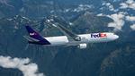 Cargueiro B767-300F da FedEx