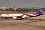 A330-3000 HS-TEF da Thai Airways