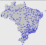Aeroportos no Brasil.