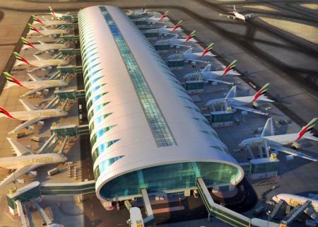 Dubai Terminal para A380