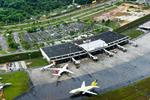 Aeroporto de Manaus na Amazónia