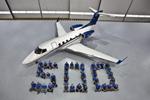 O 500 Phenom da Embraer