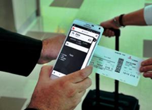 Aplicativo móvel Emirates, Journey Manager